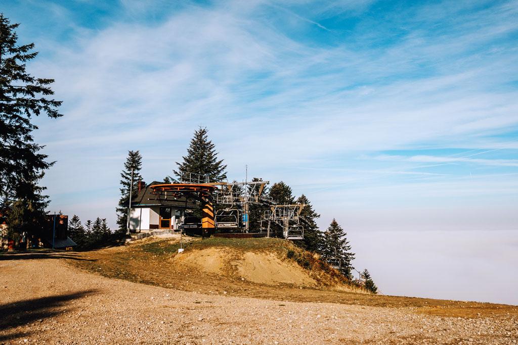 Wyciąg narciarski Góra Chełm