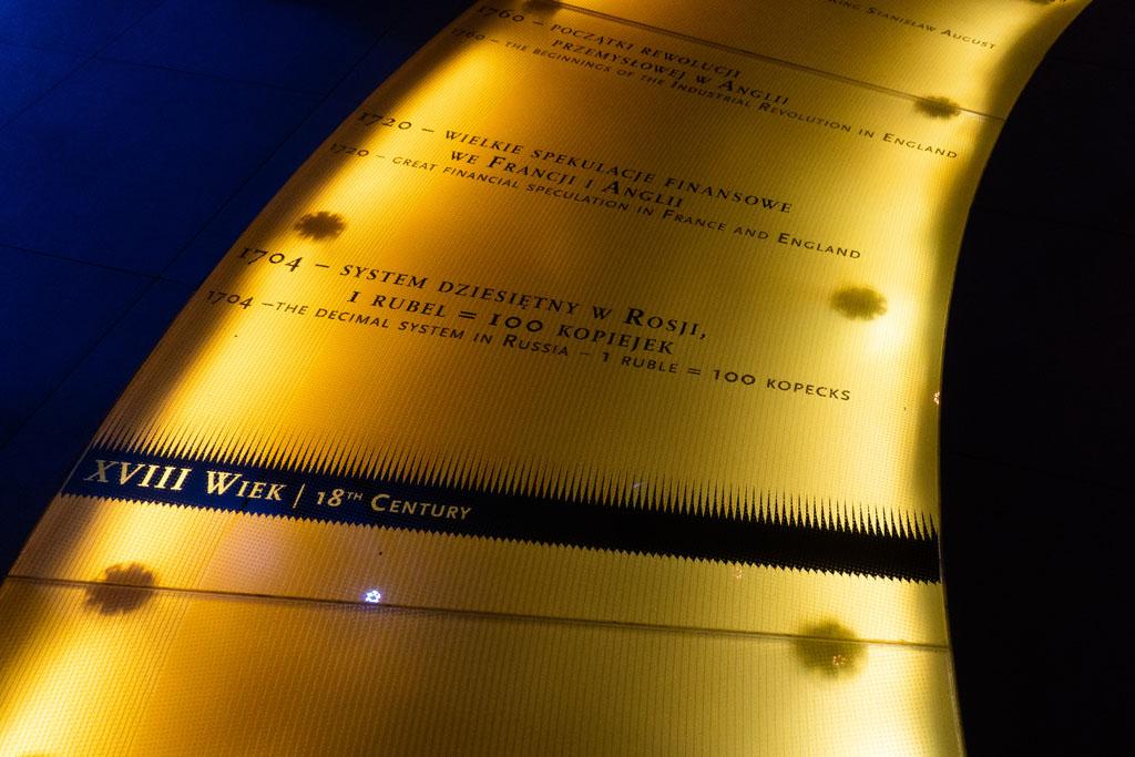 Historia pieniądza w Muzeum NBP