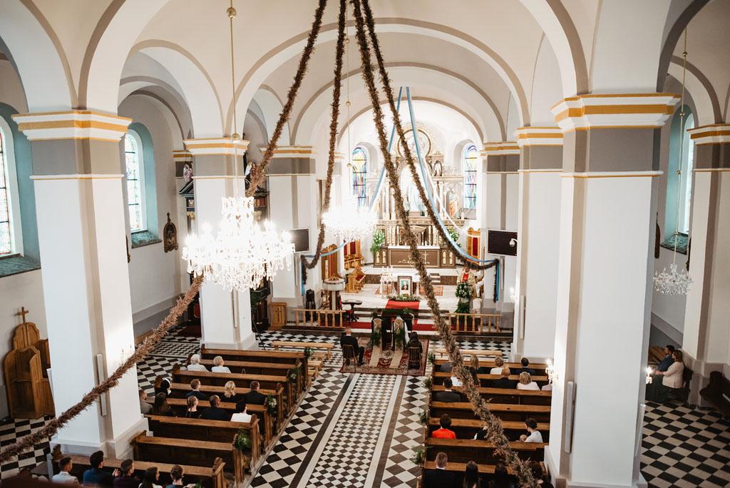Kościół Narodzenia Najświętszej Marii Panny w Piwnicznej-Zdroju