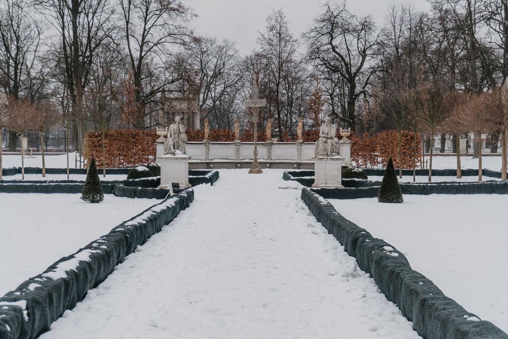 Królewski Ogród Światła Wilanów