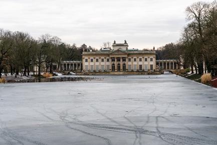 Łazienki Królewskie Warszawa