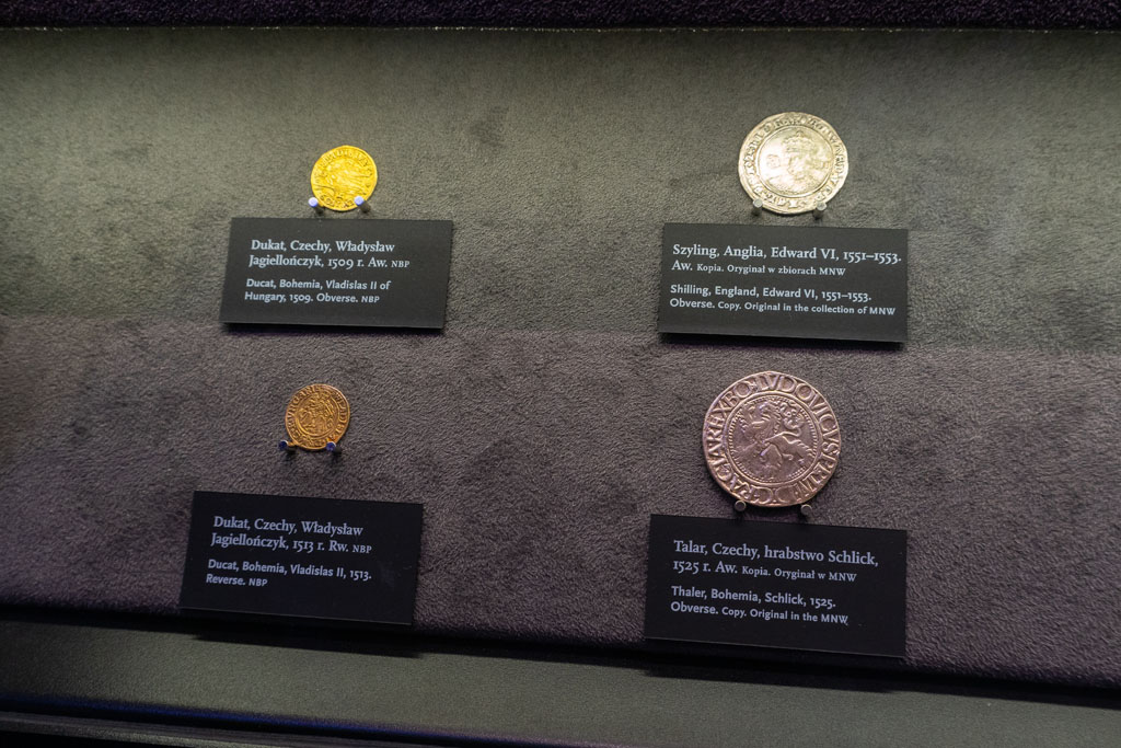 Monety Muzeum NBP