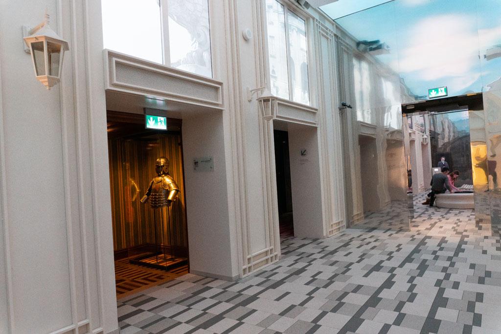 Zwiedzanie Centrum Pieniądza w Warszawie