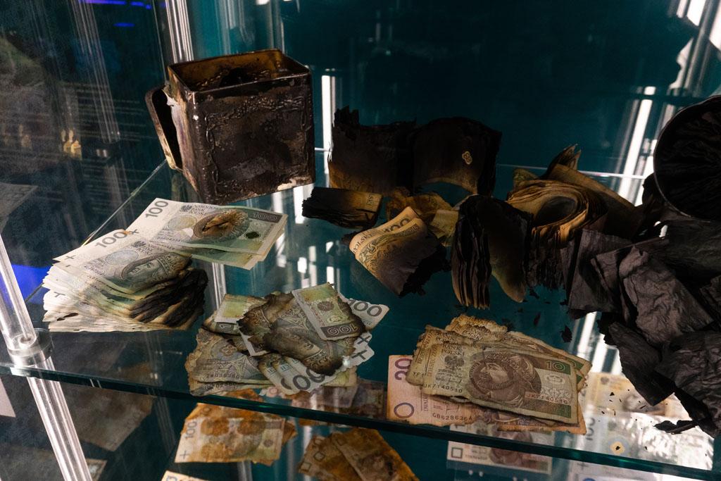 Muzeum Pieniądza NBP w Warszawie