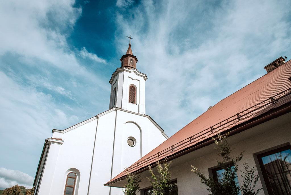 Piwniczna-Zdrój kościół parafialny