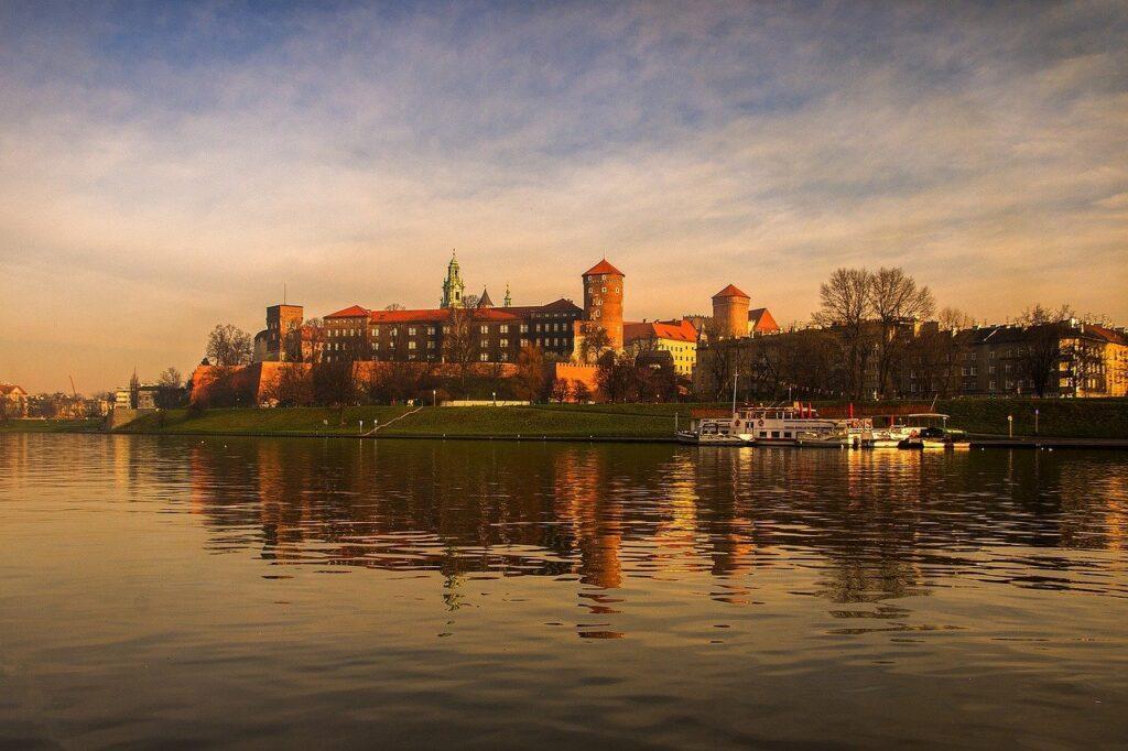 Zamki w Polsce Wawel