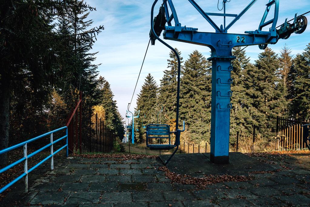 Wyciąg narciarski Sport Arena Myślenice
