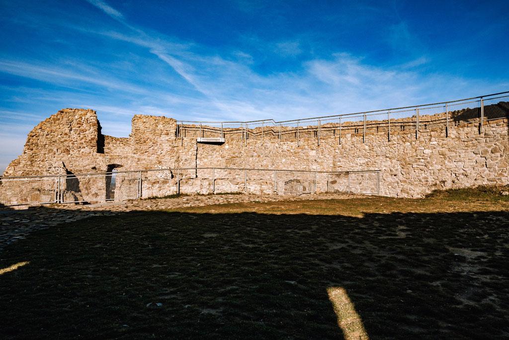 Zamek Rytro po odbudowie