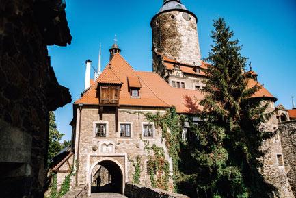 Zamki w Polsce gdzie pojechać