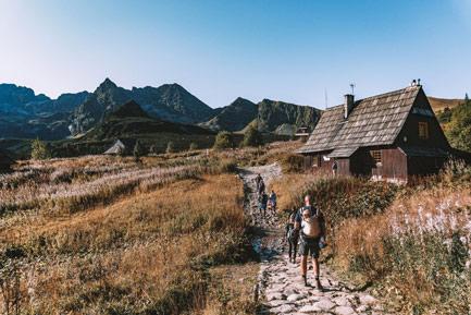 Ciekawe szlaki w Tatrach