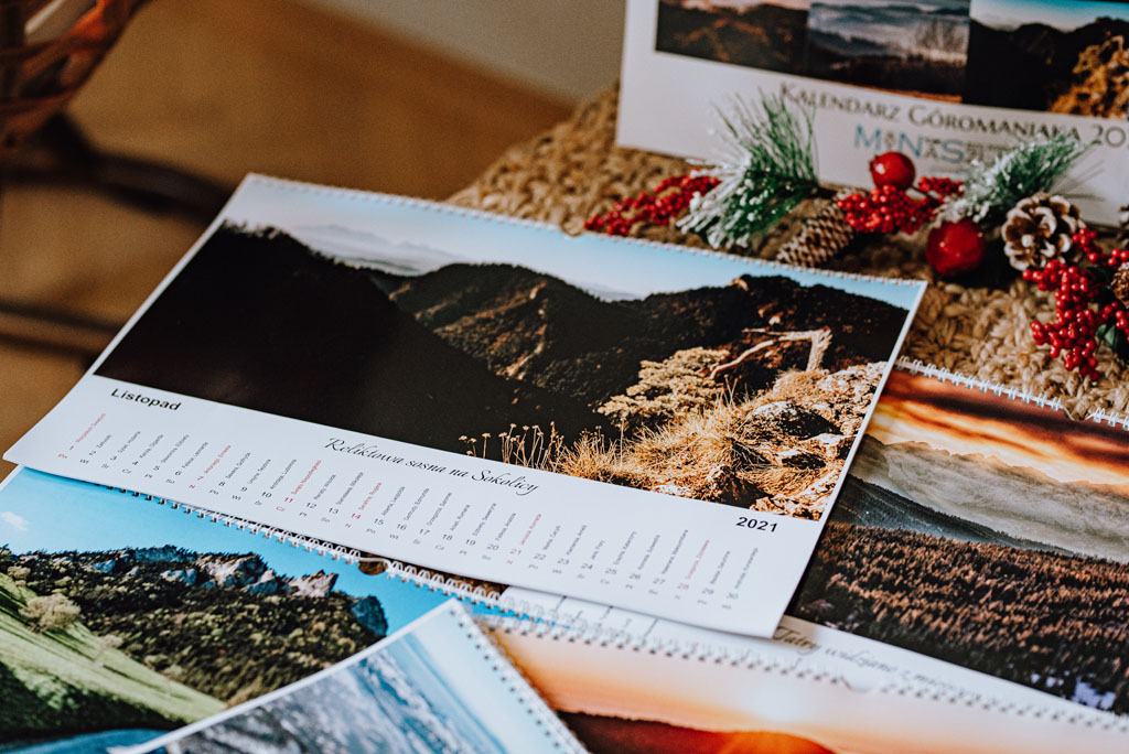 Kalendarz Góry 2021