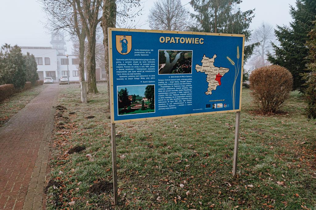 Opatowiec - województwo świętokrzyskie