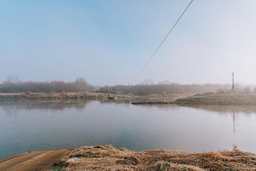 Ujście Dunajca do Wisły Opatowiec