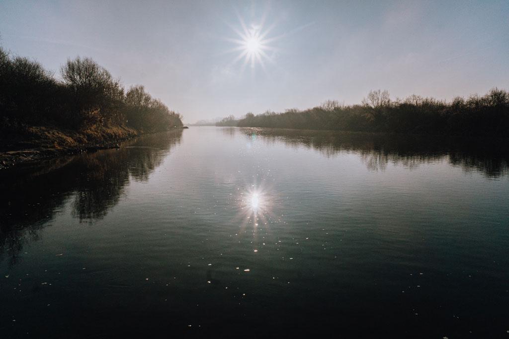 Rzeka Dunajec Opatowiec