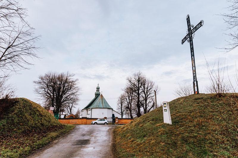Kościół świętej Anny na Bocheńcu
