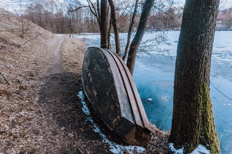 Rzeka Czarna Hańcza
