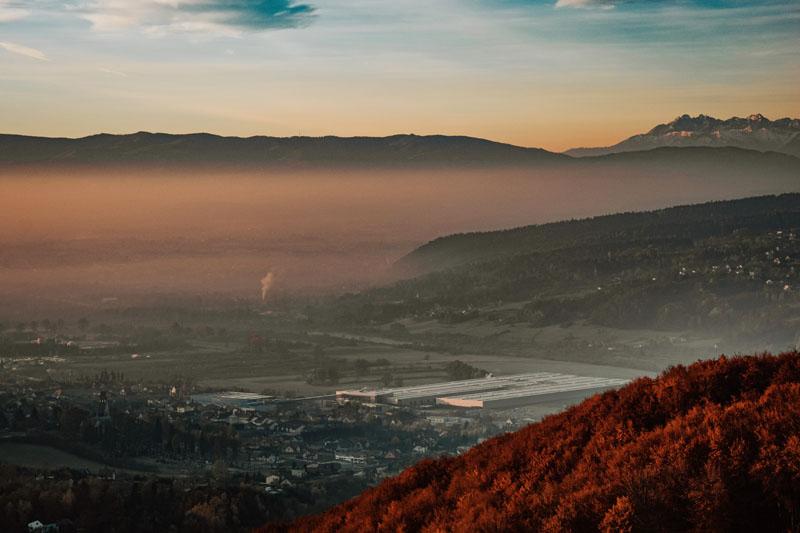 Dąbrowska Góra Tatry