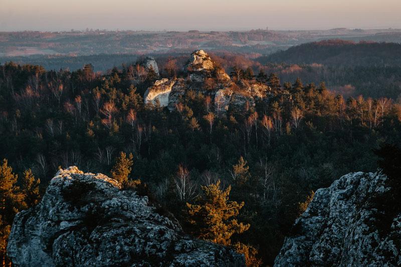 Góra Zborów Jura