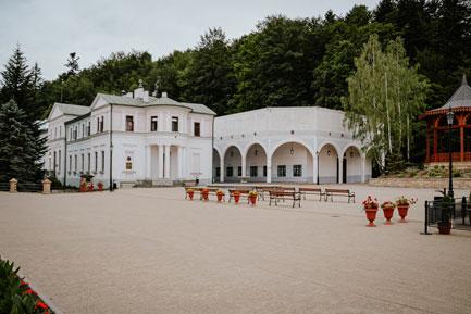 Atrakcje turystyczne - Iwonicz-Zdrój