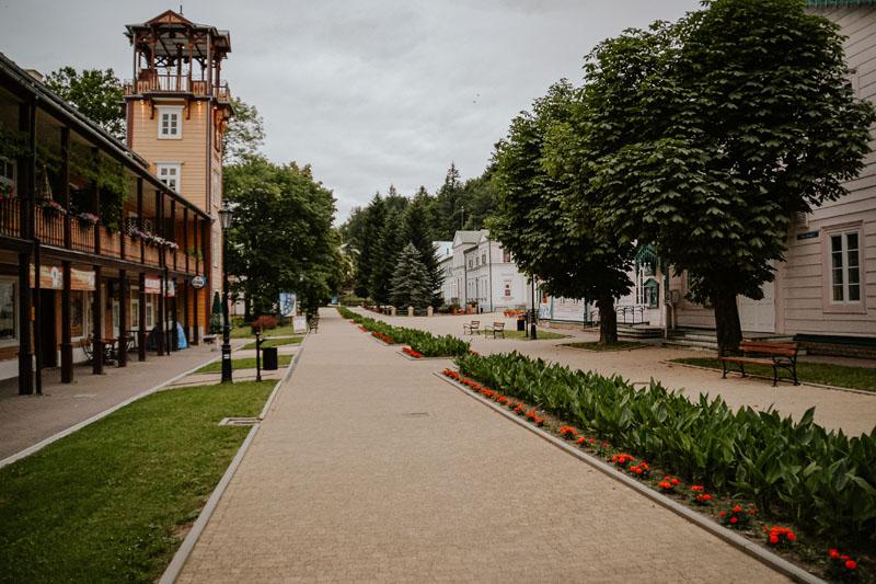 Deptak Iwonicz-Zdrój