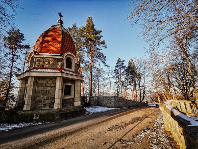 Cmentarz wojenny Limanowa Jabłoniec