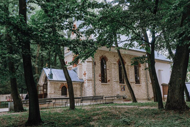 Kaplica Świętej Anny Busko Zdrój