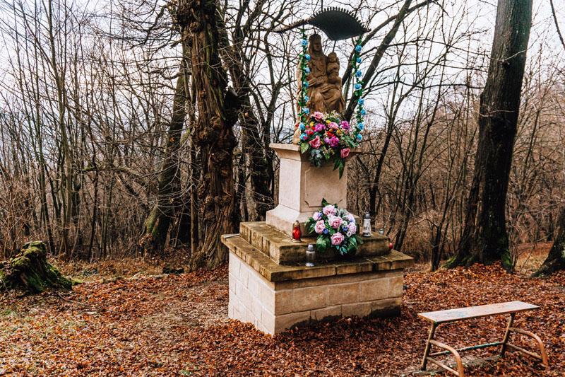 Bocheniec - kapliczka świętej Anny