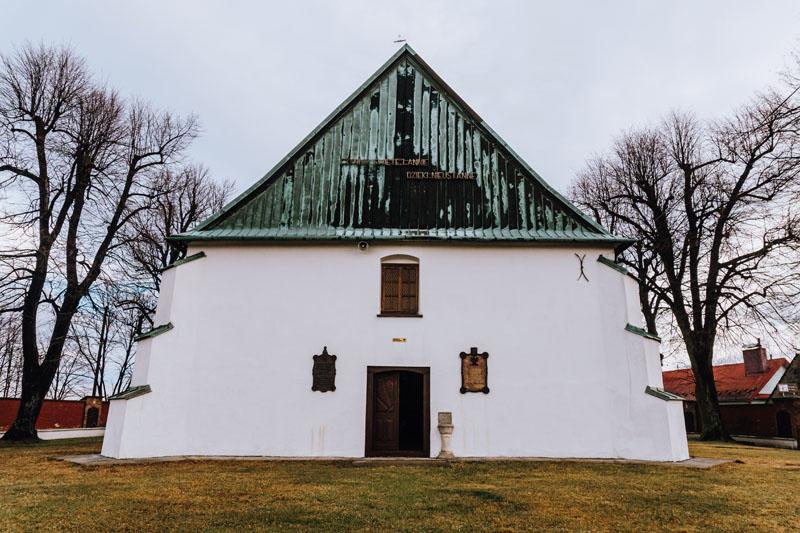 Kościół Anny Jadowniki