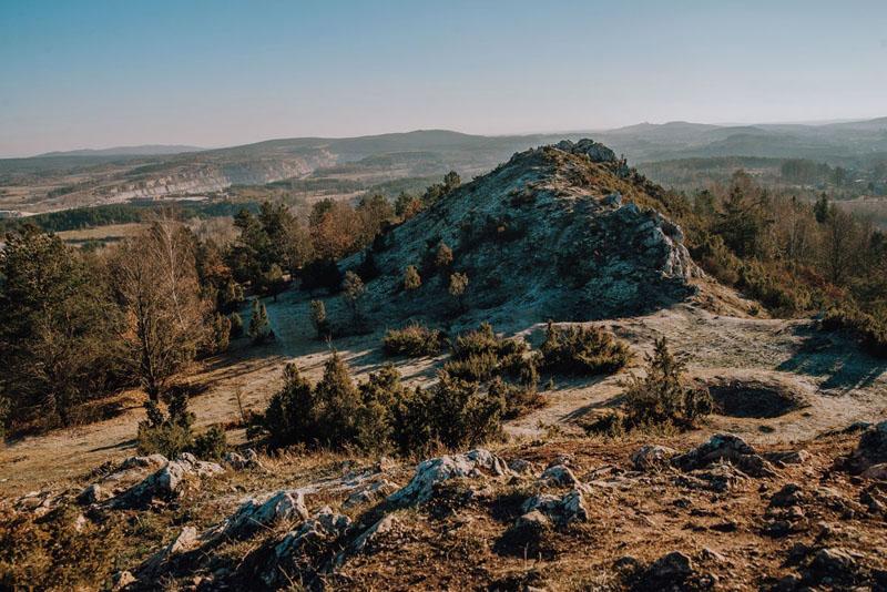 Miedzianka - Góry Świętokrzyskie