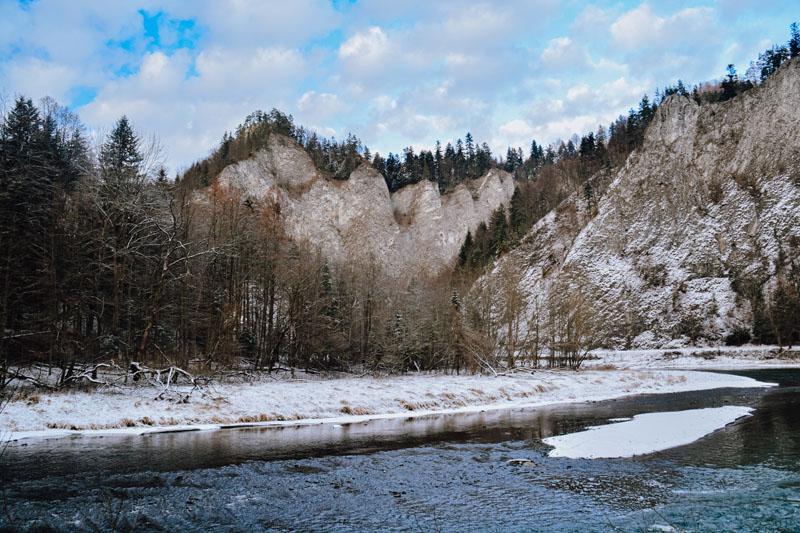 Pieniny Droga nad Dunajcem