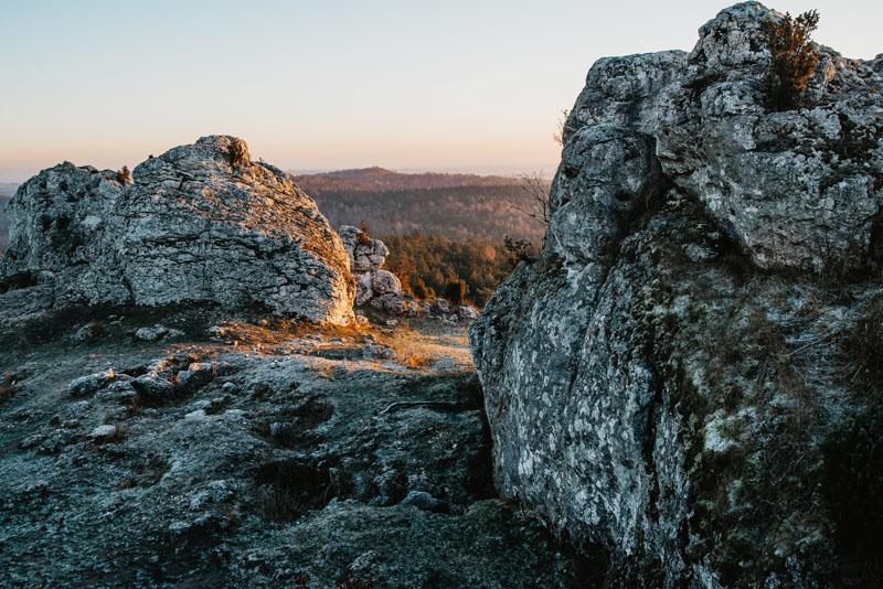 Podlesice skały kroczyckie