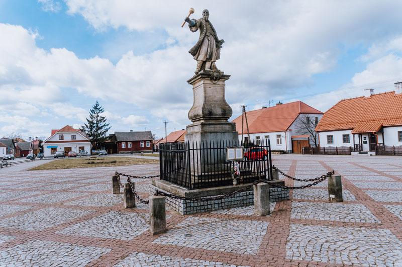 Pomnik Czarnieckiego Tykocin