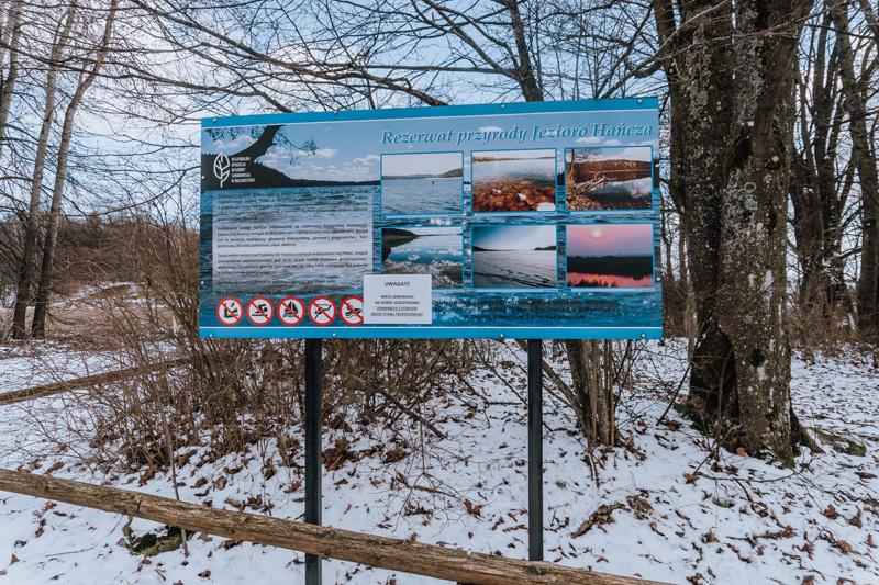 Rezerwat Jezioro Hańcza