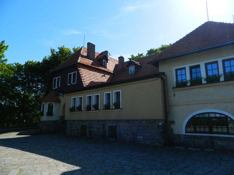 Dom Turysty na Ślęży