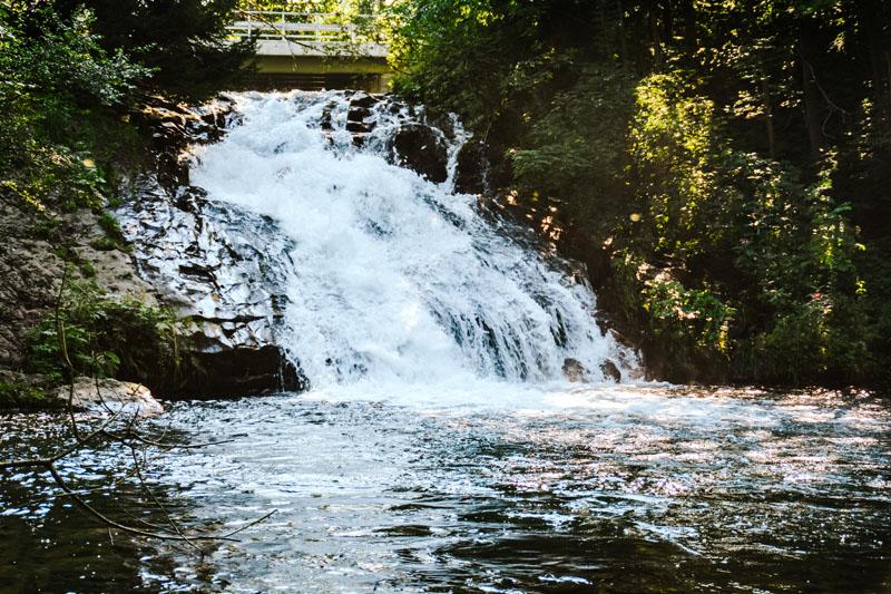 Wodospad Sopotnia Wielka