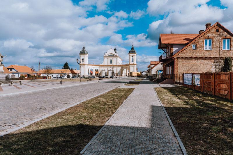 Tykocin miasto