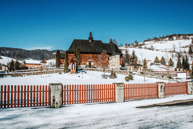 Wierchomla Wielka Parafia Michała Archanioła