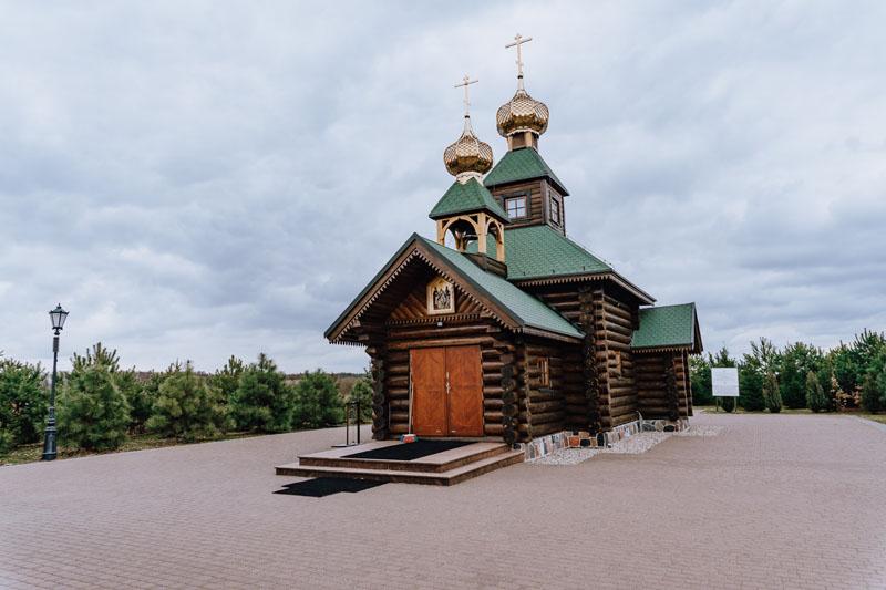 Cerkiew odrynki skit