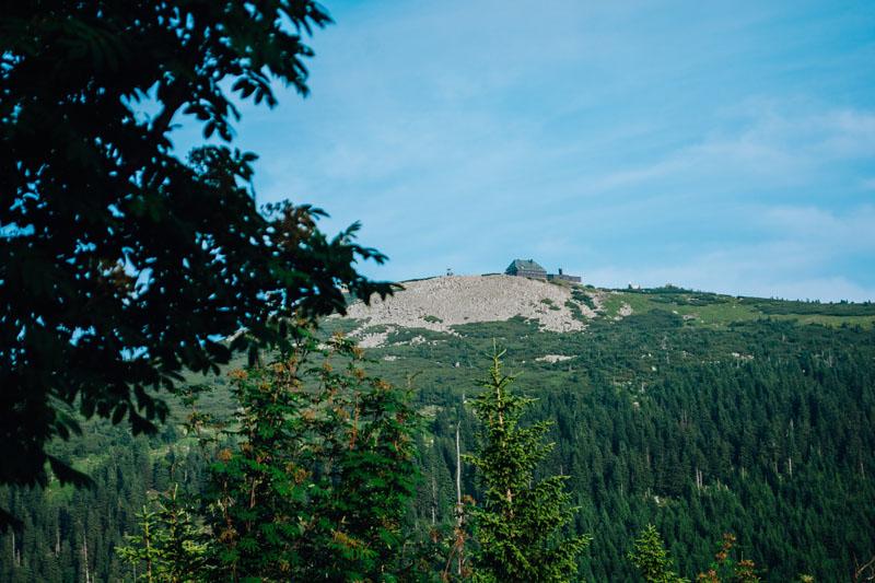 Szrenica to jedna z głównych atrakcji w Szklarskiej Porębie
