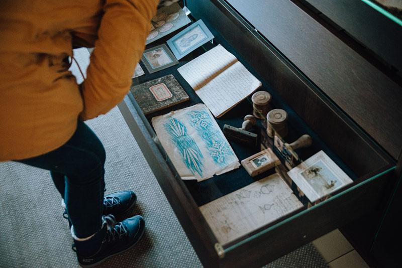 Pamiątki w Muzeum Lachów Sądeckich