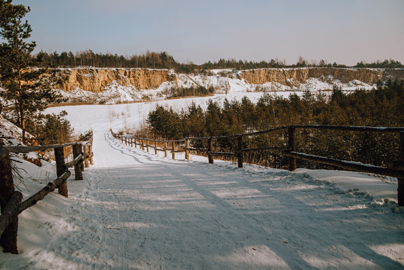 ścieżka park gródek