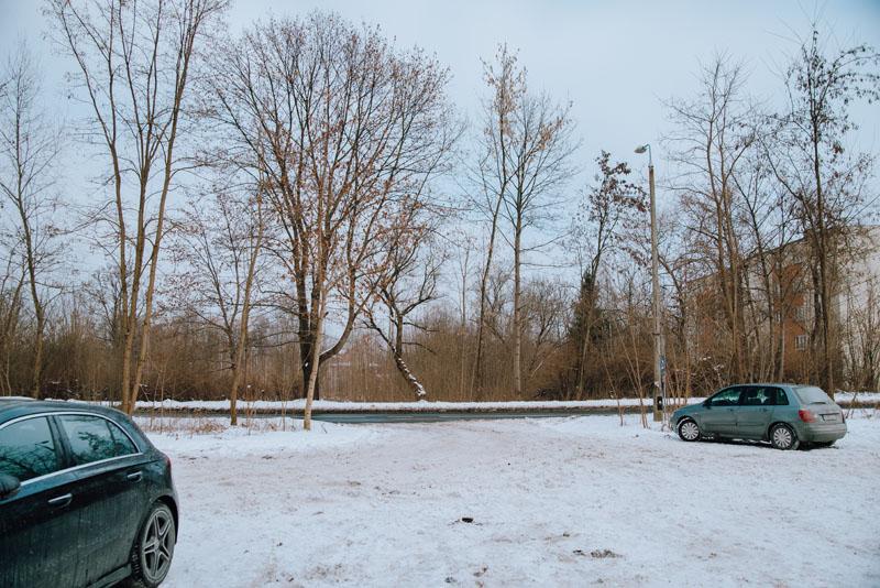 Parking Park Gródek