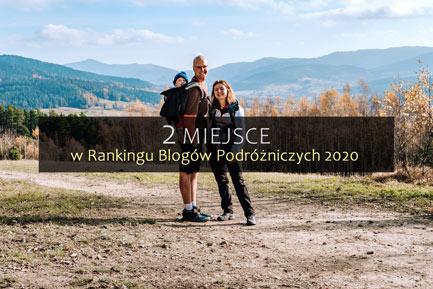Ranking blogów podróżniczych Polska