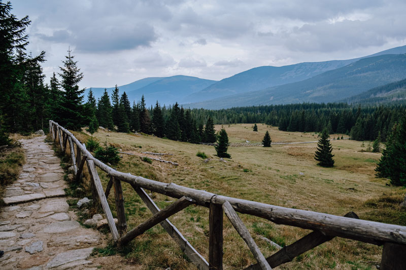 Szlak na Słonecznik Karpacz