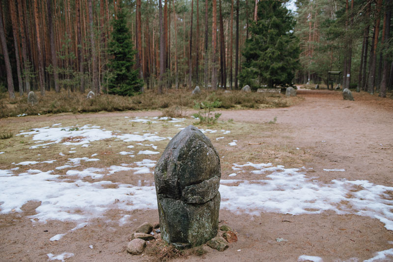 Kamienny krąg Grzybnica