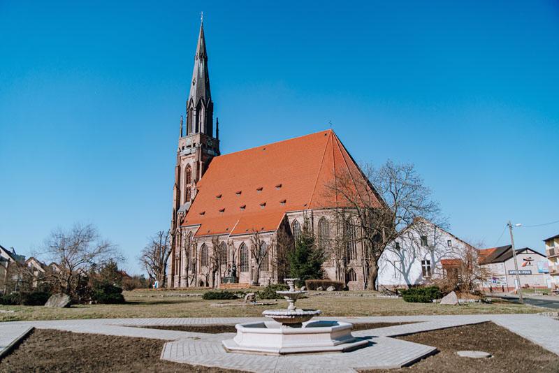 Kościół Mariacki Chojna