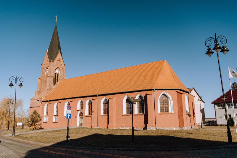 Kościół nowe warpno