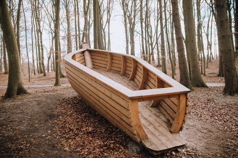 łódka mielno