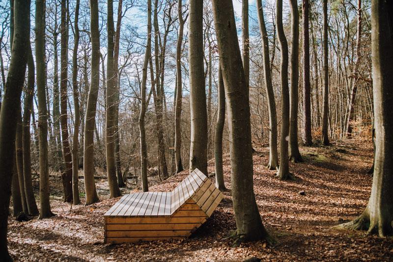 miejsce odpoczynku w mielnie