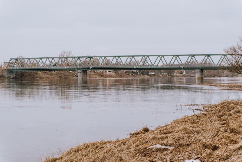 Most na Odrze - osinów dolny